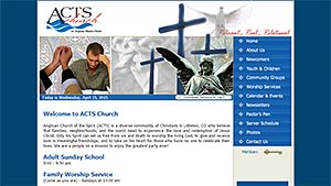 Acts Church Website