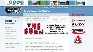 The Burn Mountain Bike Time Trial